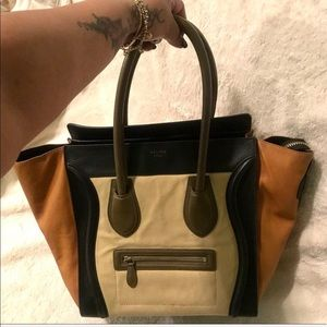 Celine Bags Authentic Beautiful Tote Poshmark